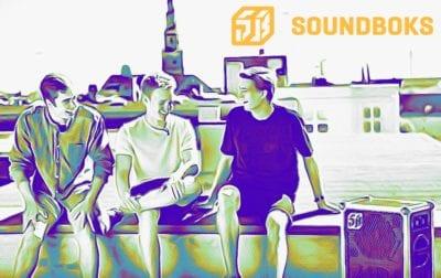 Hjalte Emilio Wieth - Soundboks Interview