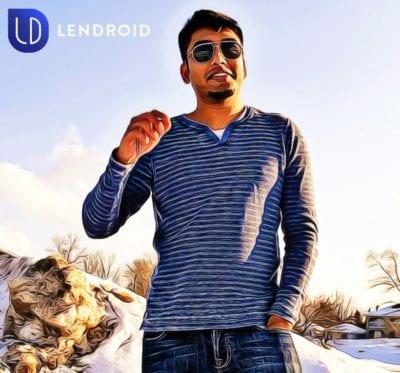 Vignesh Sundaresan - Lendroid Interview