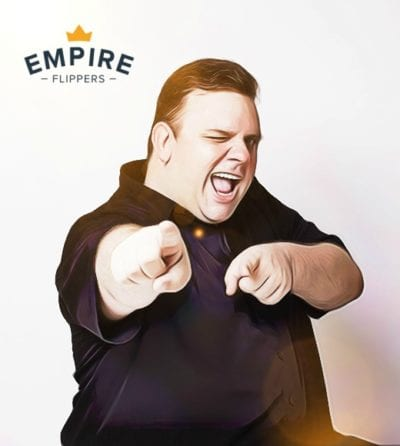Justin Cooke - Empire Flippers Interview